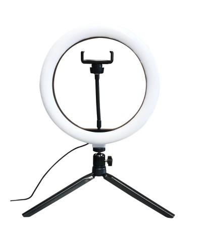 Кільцева LED лампа для...
