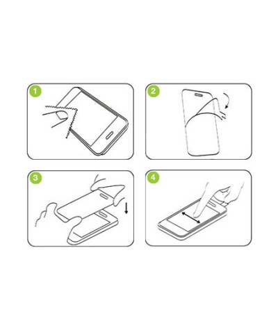 Чехол хамелеон меняющий цвет для iPhone 7