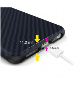 Чехол для iPhone SE / 5 / 5s с альпакой