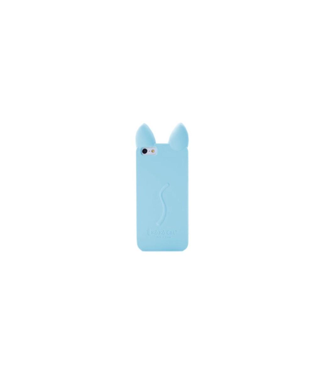 """Чехол для iPhone 5 """"Белая акула"""""""