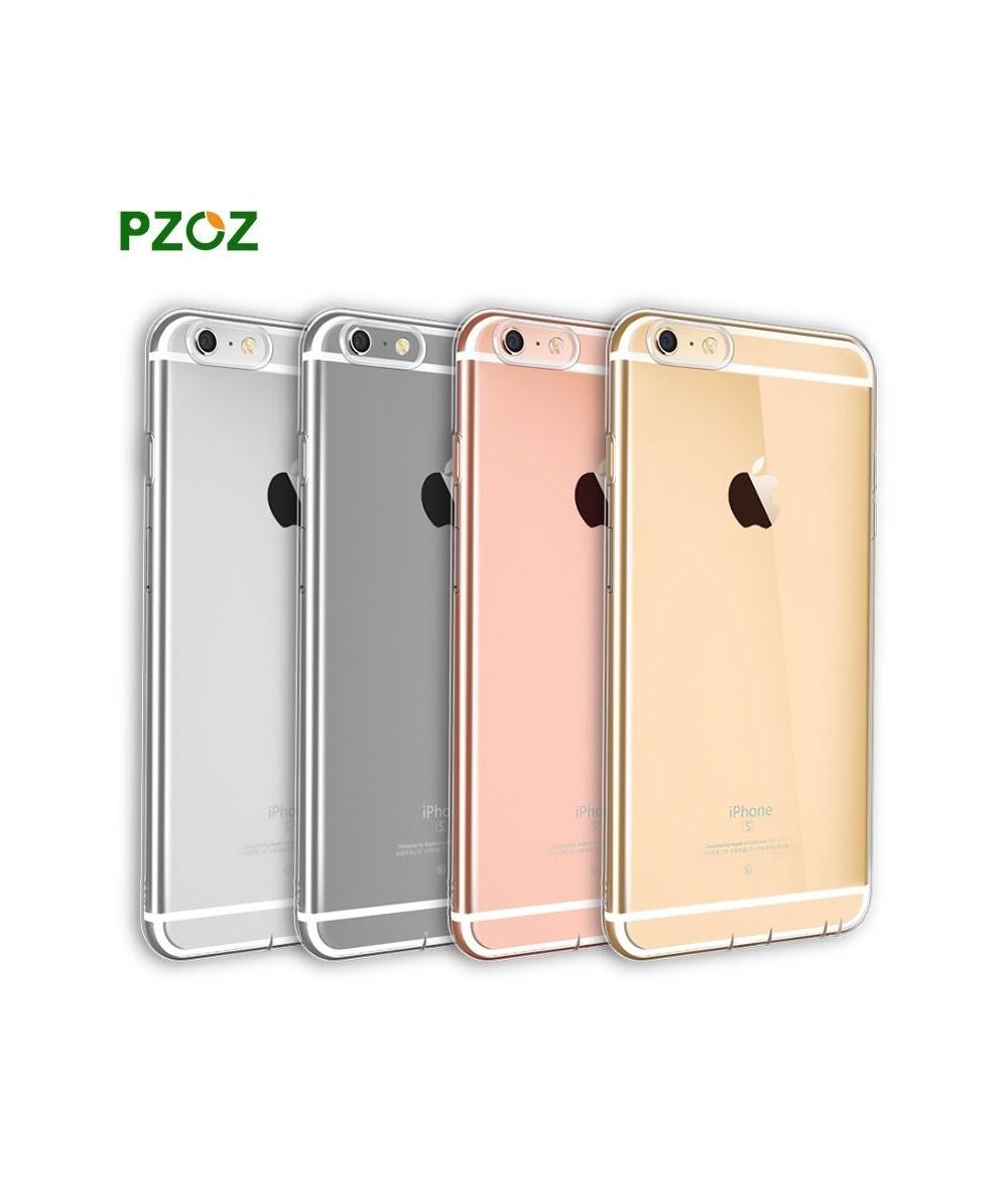Черное и белое защитное стекло для iPhone 6/6s