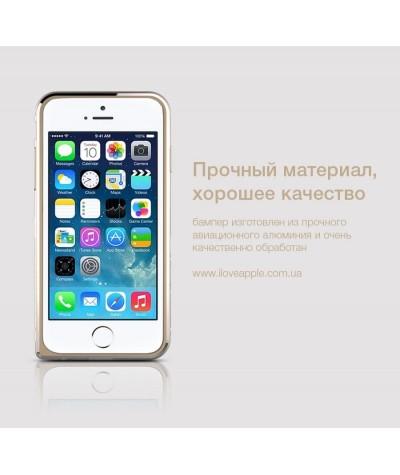 Чехол из дерева ROCK Wooden case для iPhone 6/6s
