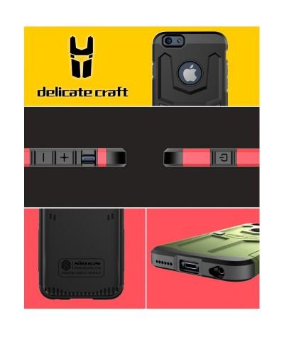Силиконовый чехол с золотой окантовкой для iPhone 6/6s