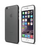 Чехол Rock Ultra Thin TPU Transparent Grey для iPhone 5/5S/SE