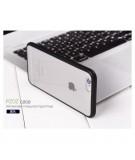 Силиконовый чехол с ушками KokoCat на iPhone SE 5/5s