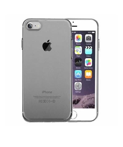 """Силиконовый 3д чехол с мишкой для iPhone 6/6s """"THIS IS NOT MOSCHINO TOY"""""""