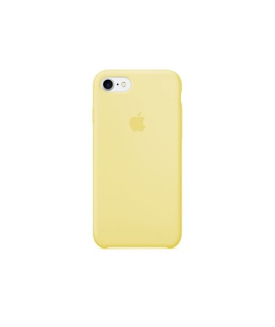Apple Silicone Case Yellow...