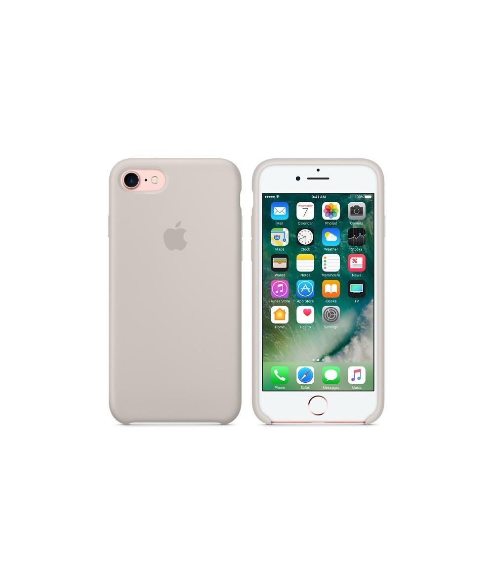 Прозрачный силиконовый чехол для iPhone 7 plus PZOZ Ultrathin TPU soft case 0.6mm